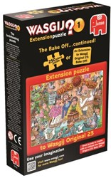 Wasgij Extension Pack 1: Heel Het Dorp Bakt Puzzel