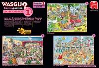Wasgij Destiny Puzzel - Collectors Box Vol.1 (3x1000 stukjes)-2