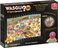 Wasgij Original Puzzel 24 - Een Heel Fijne Vakantie (1000 stukjes)-1