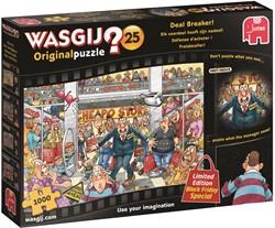 Wasgij Original Puzzel 25 - Elk Voordeel Heeft Zijn Nadeel (1000 stukjes)