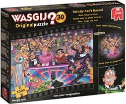 Wasgij Original 30 - Wals, Tango en Jive! Puzzel (1000 stukjes)