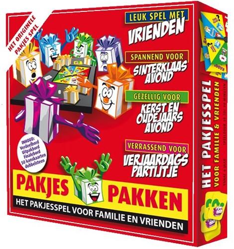 Het Pakjesspel Sinterklaas / Kerst