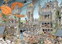 Pieces of History - Het Kasteel Puzzel (1000 stukjes)-2