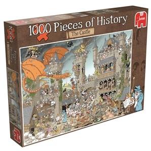 Pieces of History - Het Kasteel Puzzel (1000 stukjes)-1