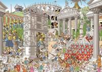 Pieces of History - De Romeinen Puzzel (1000 stukjes)-2