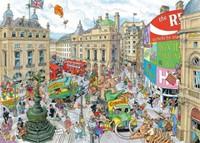 Frans Le Roux - London