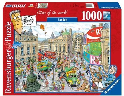 Frans Le Roux - London-1