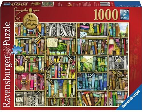 Colin Thompson - Bizare Bookshop Puzzel (1000 stukjes)