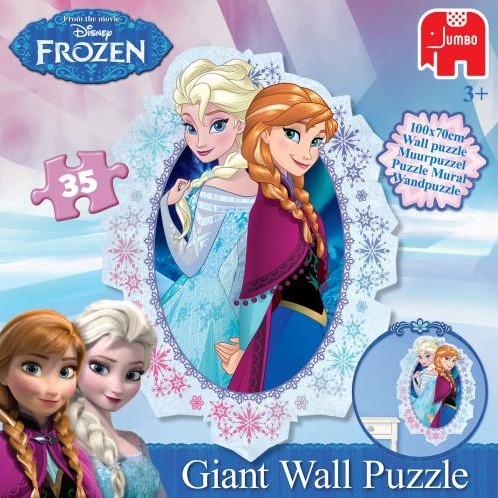 Disney Frozen Wall Puzzel (35 stukjes)-3