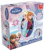 Disney Frozen Wall Puzzel (35 stukjes)-1