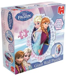 Disney Frozen Wall Puzzel (35 stukjes)