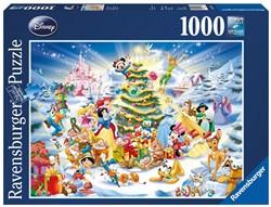 Kerstmis met Disney Puzzel
