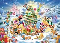 Kerstmis met Disney Puzzel (1000 stukjes)-2