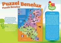 Playlab - Benelux Puzzel (70 stukjes)