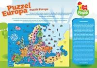 Playlab - Europa Puzzel (126 stukjes)-3