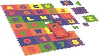 Playlab - Alfabet Foam Puzzel (36 stukjes)-2