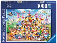 Disney Carnival Puzzel (1000 stukjes)