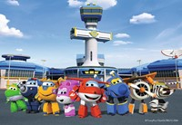 Super Wings Puzzels (4 in 1)-3