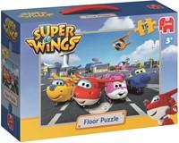 Super Wings - Vloerpuzzel (15 stukjes)