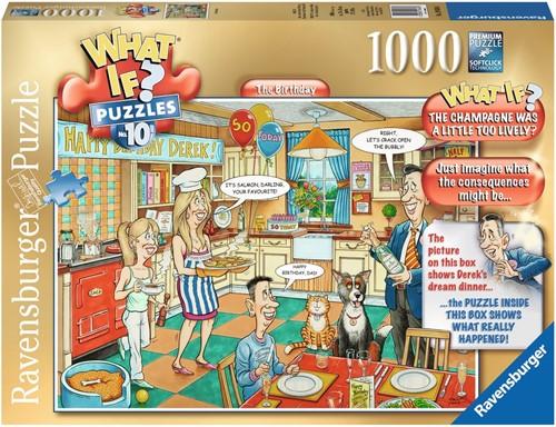 What if? 10 The Birthday Puzzel (1000 stukjes)