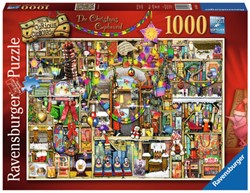 The Christmas Cupboard, Colin Thompson Puzzel