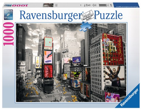Times Square New York Puzzel-1
