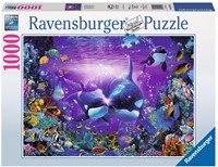 Schitterende Passage Puzzel (1000 stukjes)