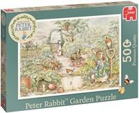Pieter Konijn Garden Puzzel (500 stukjes)