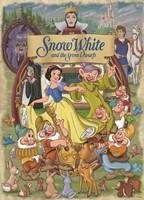 Classis Collection - Disney Sneeuwwitje Puzzel (1000 stukjes)-2