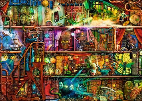 Voyage, Aimee Stewart Puzzel-3