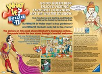 What if? 11 Elisabeth & Raleigh Puzzel (1000 stukjes)-2