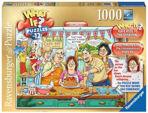 What if? 12 The Cake Off Puzzel (1000 stukjes)