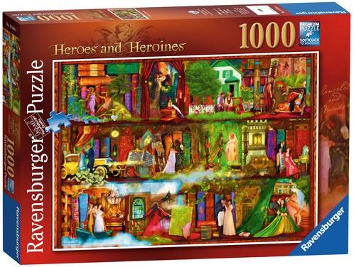 Heroes & Heroines, Aimee Stewart Puzzel-1