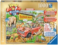 What if? 13 - The Safari Park Puzzel-1