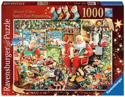 Santa's Final Preparations Puzzel