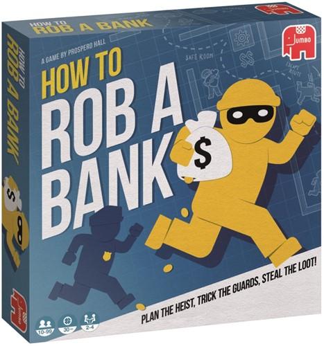 How To Rob A Bank - Bordspel