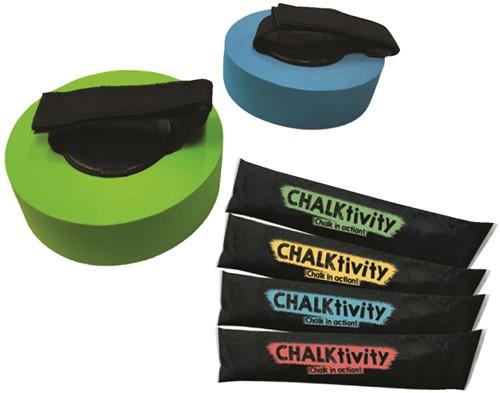 CHALKtivity - Voetstempels