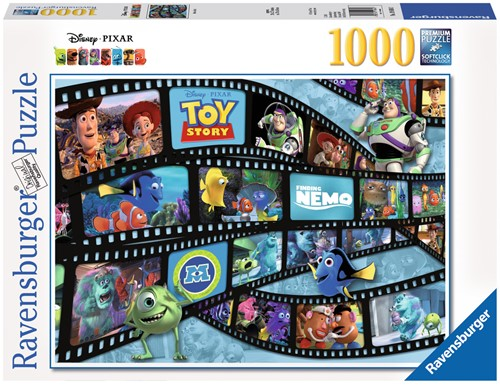 Disney Pixar - Movie Reel (1000 stukjes)