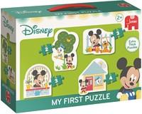 Disney Mickey - Mijn Eerste Puzzel