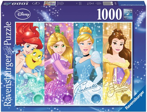 Disney Princess - Dare to Dream Puzzel (1000 stukjes)
