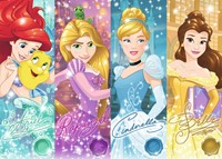 Disney Princess - Dare to Dream Puzzel (1000 stukjes)-2