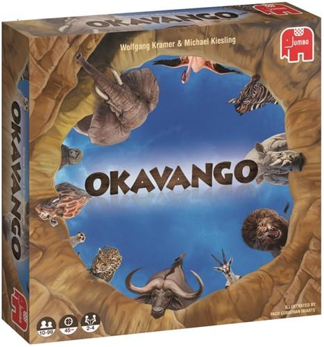 Okavango - Bordspel
