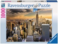 Geweldig New York Puzzel (1000 stukjes)-1