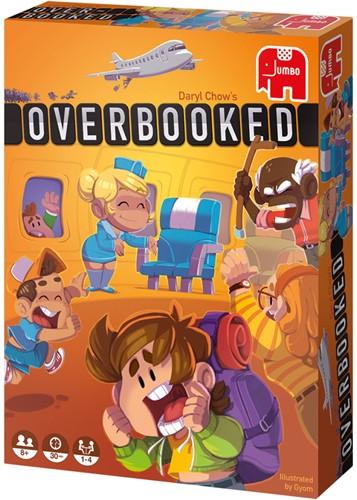 Overbooked - Bordspel