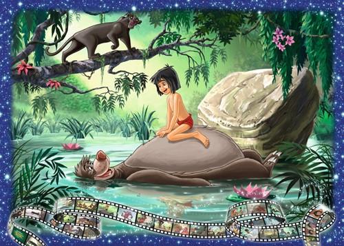 Disney Puzzel - Jungle Book (1000 stukjes)