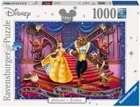Disney Beauty and the Beast Puzzel (1000 stukjes)