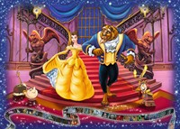 Disney Beauty and the Beast Puzzel (1000 stukjes)-2