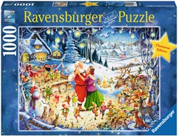 Het Feest Der Feesten Puzzel (1000 stukjes) (Doos beschadigd)