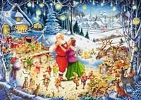 Het Feest Der Feesten Puzzel (1000 stukjes)-2