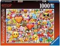 Emoji Puzzel (1000 stukjes)